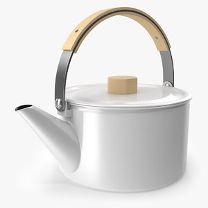 3d teapot tea pot