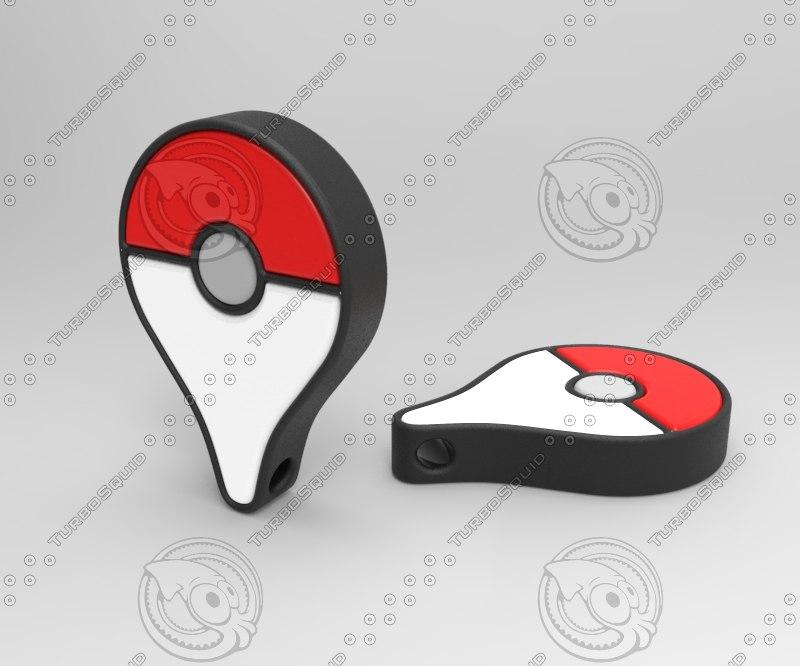 pokemon keychain 3d ige