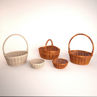 max wicker basket pack