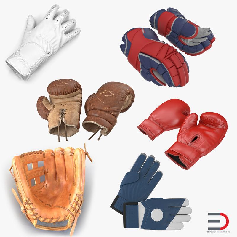 sport gloves boxing baseball max
