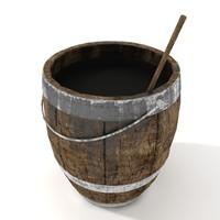 paint bucket 3d max