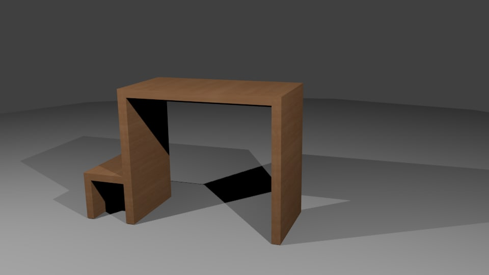 table computer blend