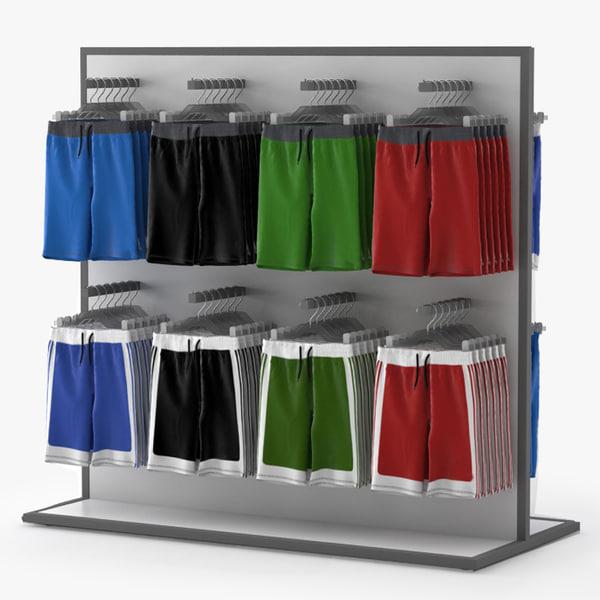 3ds max set shorts