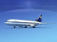 Douglas DC-10 Lufthansa
