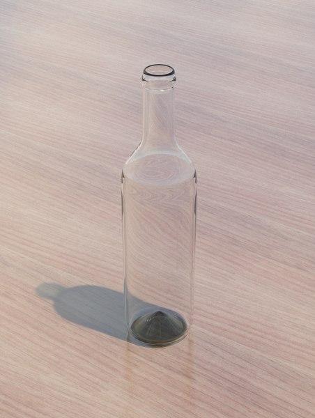 wine bottle glass max