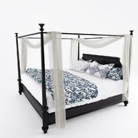 Diamond Head Bed