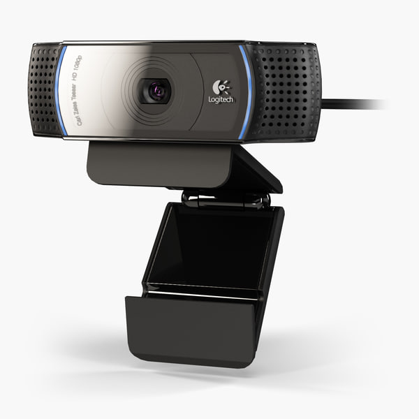 logitech hd pro webcam max