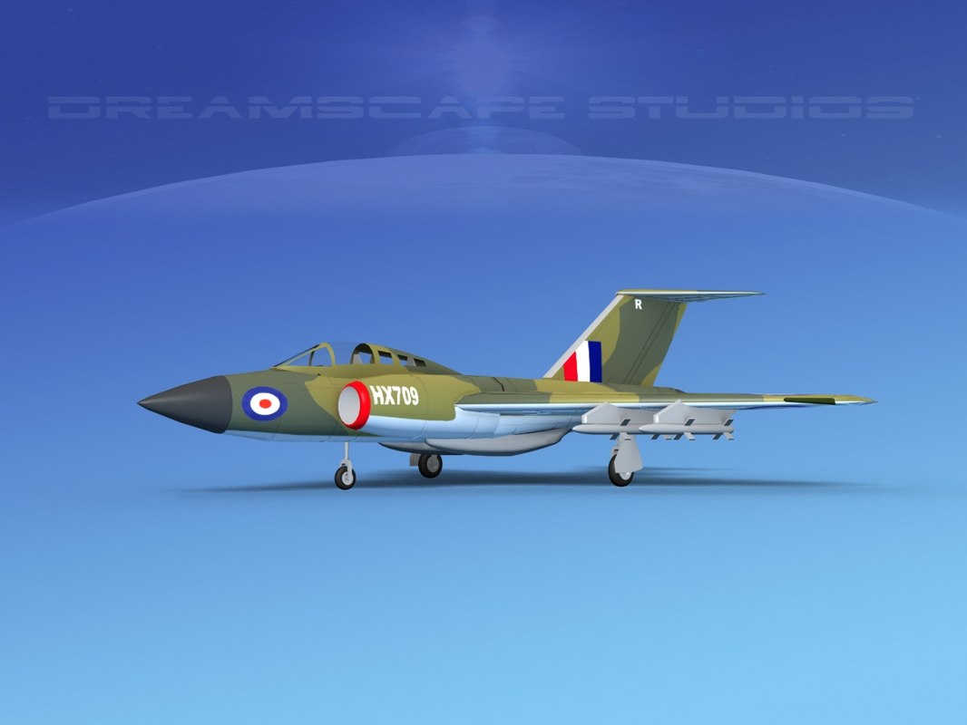 gloster javelin max