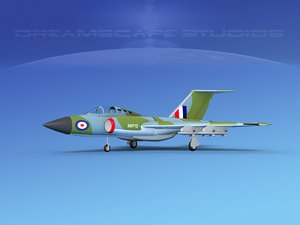 3d gloster javelin