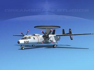 grumman e-2c hawkeye max
