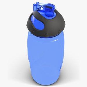 3d sport water bottle