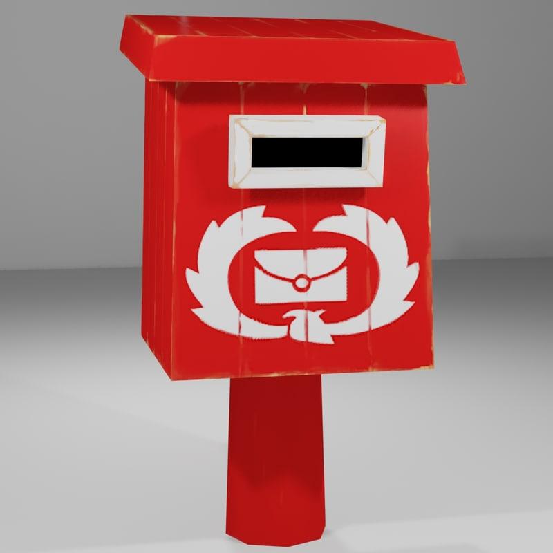 mailbox legend x