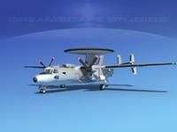 Grumman E-2C Hawkeye V19