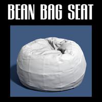 Bean bag seat (7)