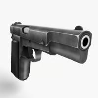 x browning gun games
