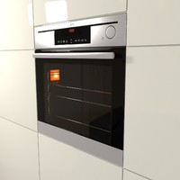 Built in Oven AEG