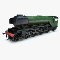 rig flying scotsman 3d lw