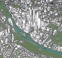 Metropolis Skyline (Multi formats)