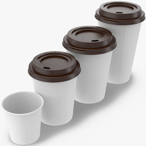 coffee cups takeout 3 max