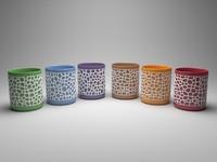 3d mug cup