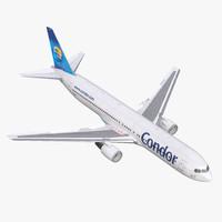 boeing 767-300 condor flugdienst max