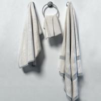 3d model design interior towels