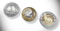 1 2 3 Zloty
