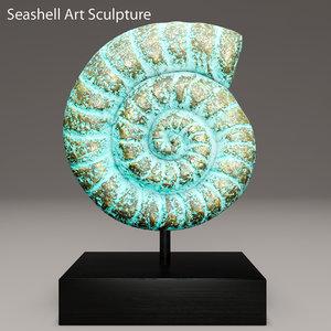 ammonite shell max