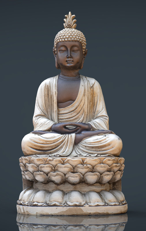 statue buddah max