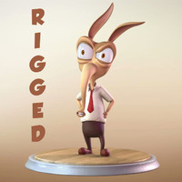 3d cartoon characters