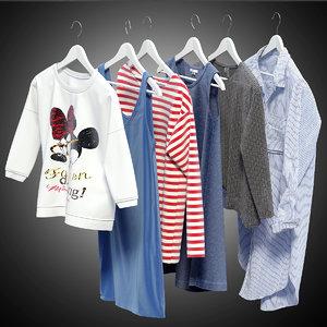 women clothing hangers 2 max