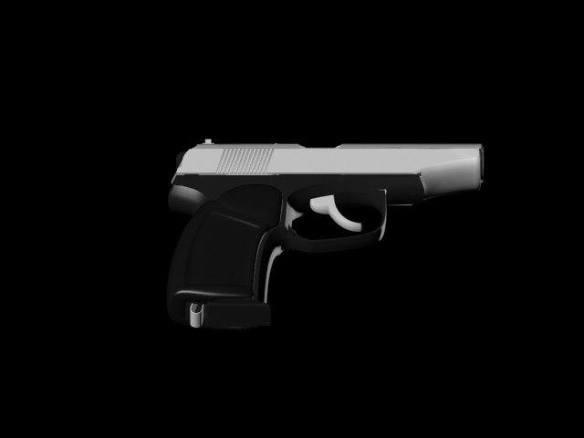 russian makarov pistol 3ds
