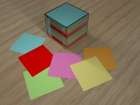 NOTES CUBE