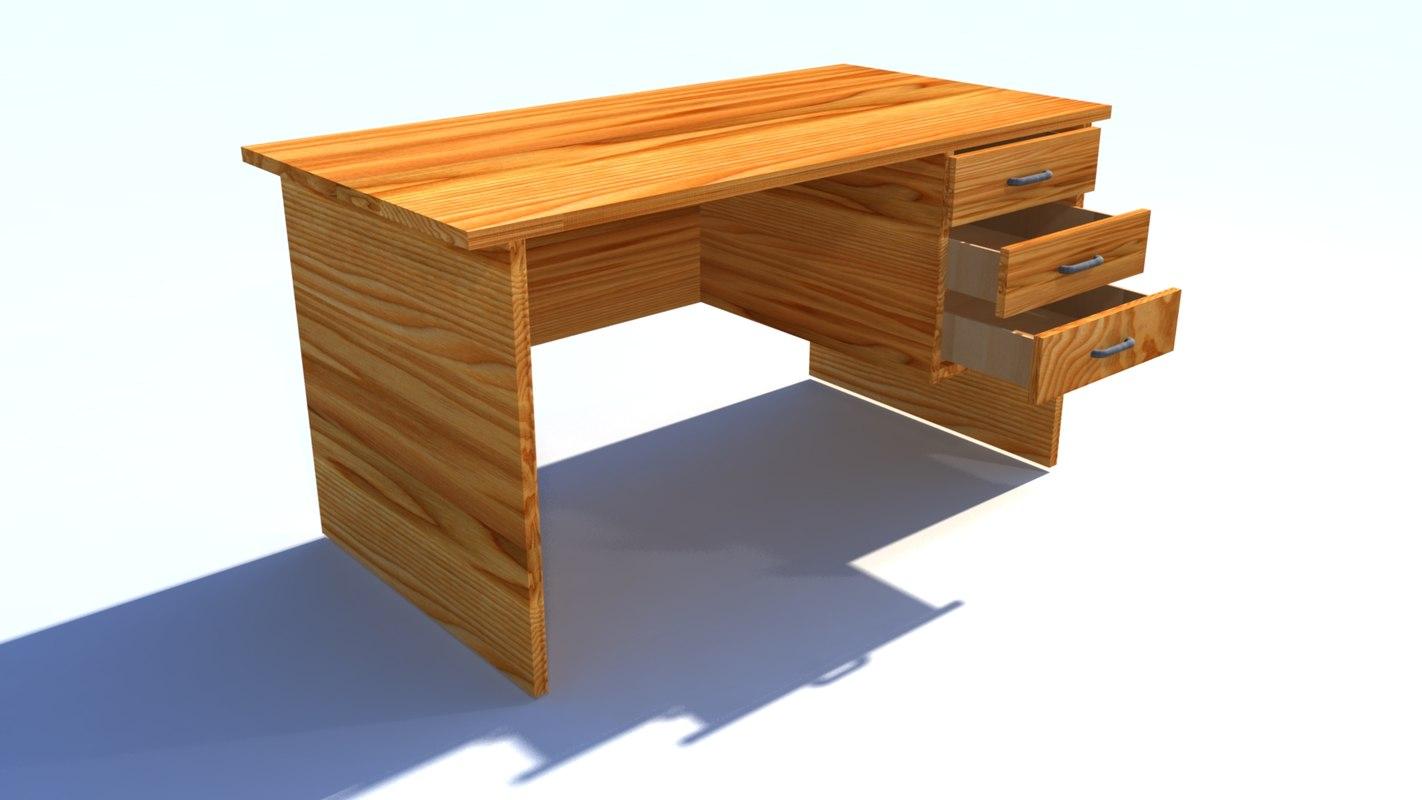 obj desk office