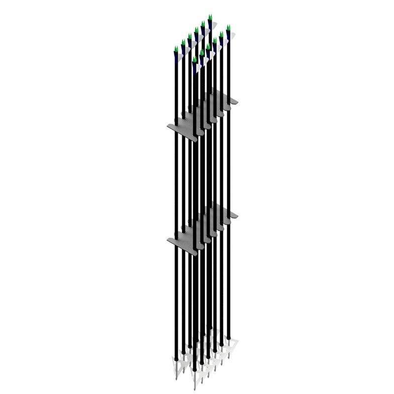 arrow holder decorative 3ds