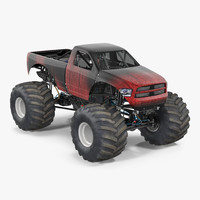 Monster Truck Generic 2