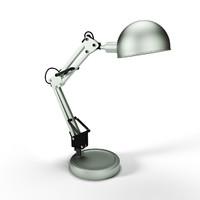 table lamp odeon 2324 3d model