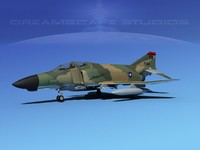 mcdonnell douglas f-4 phantom 3d dwg