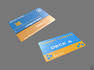 obj credit card key pbr