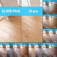 Parquet Floors WITHOUT PLUGINS