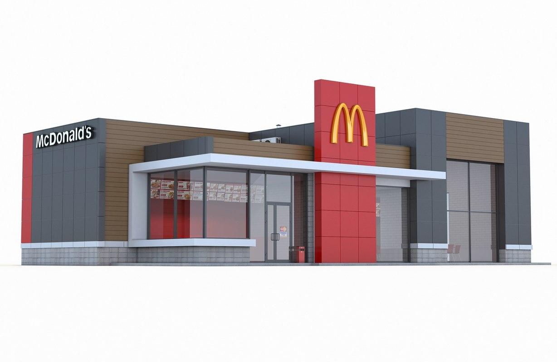 max mcdonalds restaurant