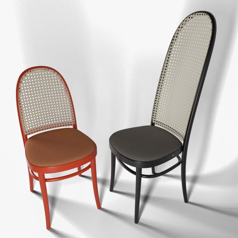 max thonet morris chair