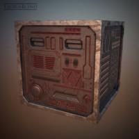 Steel Crate