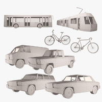 Simply Transport SET 01