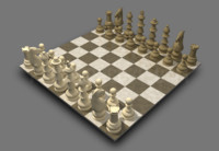 3ds chessboard chess