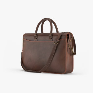 max photorealistic marston briefcase