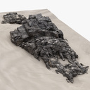 stone 3D models