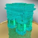 ice sculpture 3D models