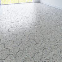 free max model hexagon tile 3