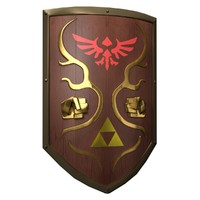 shield zelda 3d model